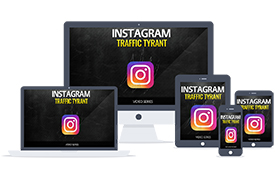 Instagram Traffic Tyrant Upgrade Package
