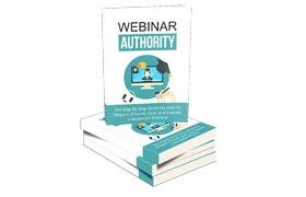 Webinar Authority