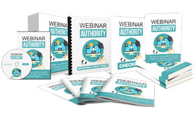 Webinar Authority Upgrade Package
