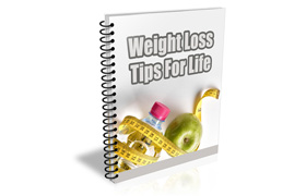 Weight Loss Tips For Life