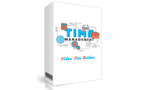 Time Management Video Site Builder