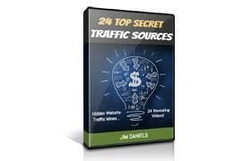 24 Top Secret Traffic Sources