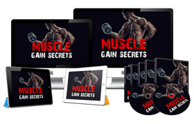 Muscle Gain Secrets Upgrade Package