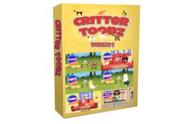 Critter Toonz Volume 1
