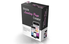 Mobile Landing Page Creator