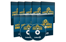 Social Media Income – LinkedIn