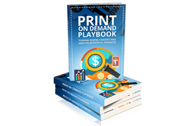 Print on Demand Playbook