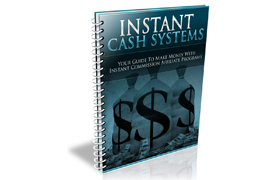 Instant Cash Systems