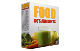 Food Dos and Donts Ecourse