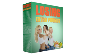 Losing Extra Pounds PLR Articles