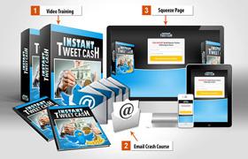 Instant Tweet Cash