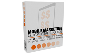 Mobile Marketing Quick Start Guide