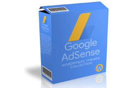Google Adsense WordPress Themes Collection