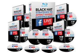 Black Hat Strategies To Attract Massive Audience With Facebook Live 2.0