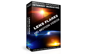 Lens Flares HD Motion Videos