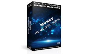 Money HD Motion Videos