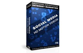 Social Media HD Motion Videos