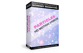Particles HD Motion Videos