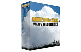 Marketing and Sales What's The Difference