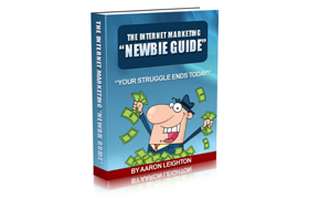 The Internet Marketing Newbie Guide