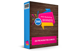 260 Pro Marketing Banners