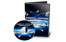 Digital Store Creator