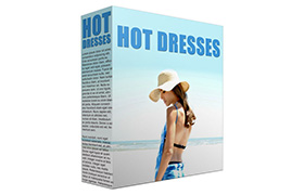 Hot Dresses PLR Articles