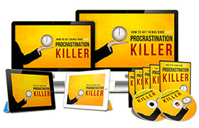 Procrastination Killer Upgrade Package