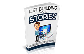 List Building With Stories Upgrade Package