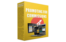 Promoting For Commissions PLR Articles