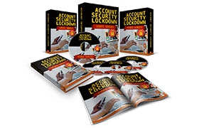 Account Security Lockdown Upgrade Package