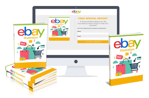 Ebay Illustration