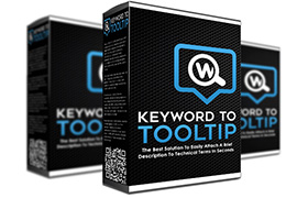 Keyword To Tooltip WordPress Plugin