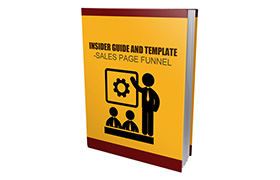 Insider Guide and Template – Sales Page Funnels
