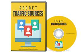 Secret Traffic Sources