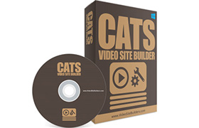 Cats Video Site Builder