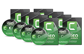 Create Video With Camtasia 9 Upgrade Package