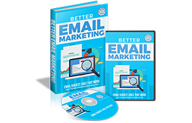 Better Email Marketing