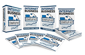 Internet Business Startup Kit Upgrade Package