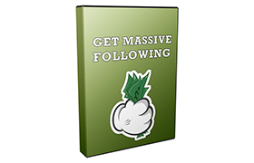 Get Massive Following