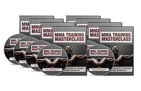 MMA Training MasterClass Upgrade Package