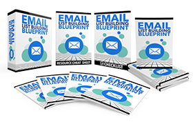 Email List Building Blueprint Upgrade Package
