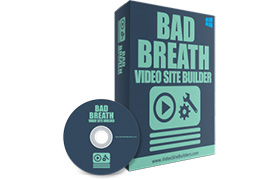 Bad Breath Video Site Builder