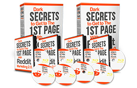 Dark Secrets To Get To The 1st Page With Reddit Marketing 2.0