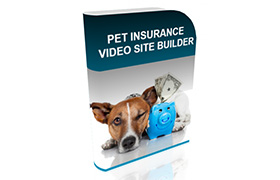 Pet Insurance Video Site Builder