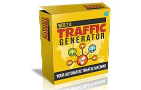 Web 2.0 Traffic Generator