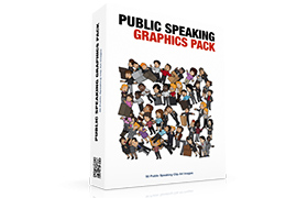 Public Speaking Graphics Pack