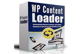 WP Content Loader