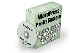 WordPress Profit System