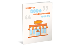 Discover 300+ Offline Business Words